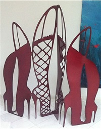 legshow by madeleine berkhemer