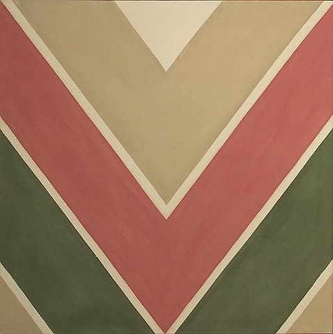 soft touch by kenneth noland