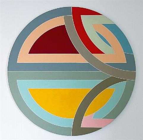 sinjerli, variation i by frank stella