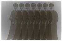 7 ghost yentls (my elvis) by deborah kass