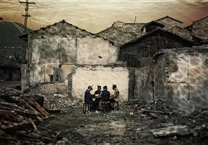 uprooted no. 12 old town of kaixian: dormitory on ring road by yang yi