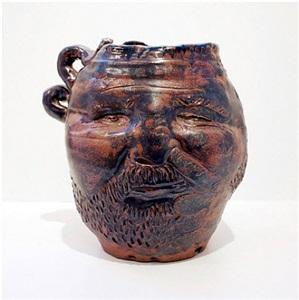 pot picker pot by robert arneson