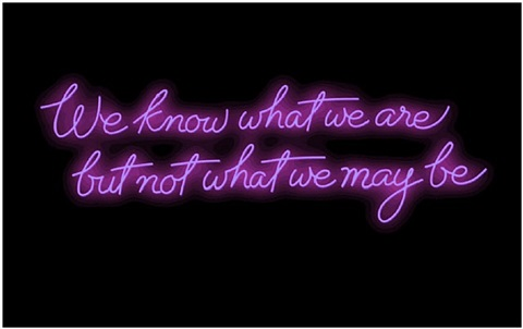 we know what we are by fta collective