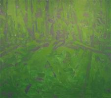 stehekin green - late light by sandy walker