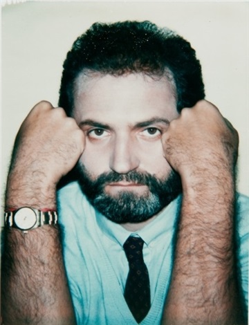 gianni versace by andy warhol