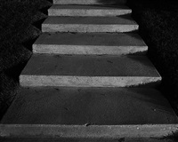 untitled (stairs) by whitney hubbs