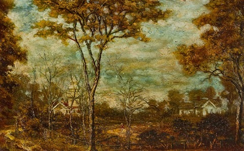at the asylum by ralph albert blakelock