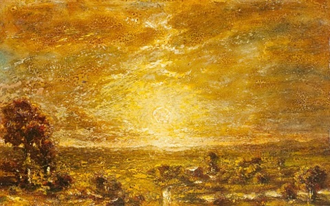 valley of the sun by ralph albert blakelock