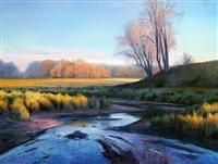 evening quiet by michael godfrey