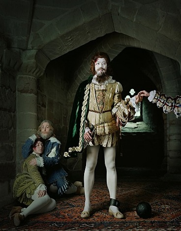 existing in costume robert devereux by chan-hyo bae