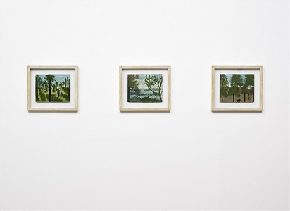 installation view, songs of innocence and experience, ingleby gallery