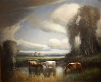 tantramar marsh nb by john a. hammond