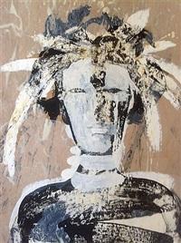 portrait of the artist i by chris dolan