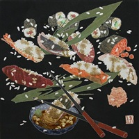 nigiri by hiroomi ito