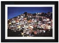 favela morro da providencia - night view by jr