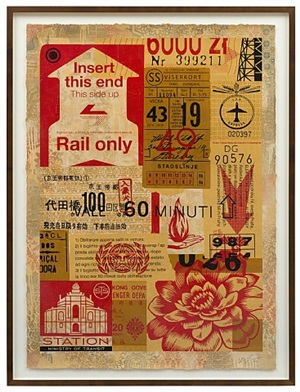 station to station 1 by shepard fairey