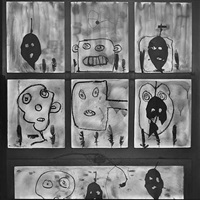 dream drawings by roger ballen
