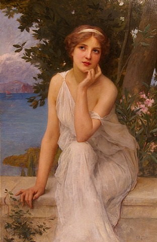 reflective thoughts by charles amable lenoir