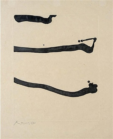 from the dutch linen suite (belknap 133) by robert motherwell