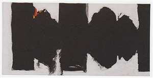 mural study by robert motherwell