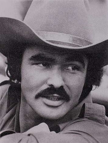 burt reynolds by russell young