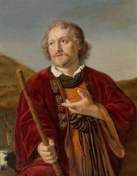 a noble shepherd by jan victors