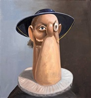 don pesto by george condo