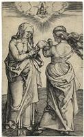 the virgin and child with saint anne by albrecht dürer