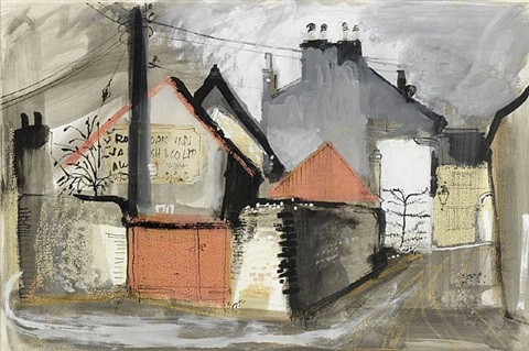cerne abbas by john piper