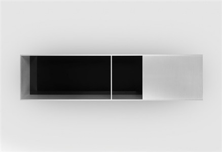 untitled (menziken # 91-175) by donald judd