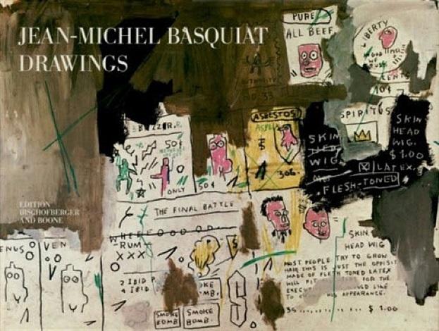 drawings by jean-michel basquiat