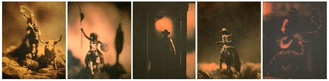untitled (from the wild west ii) by david levinthal
