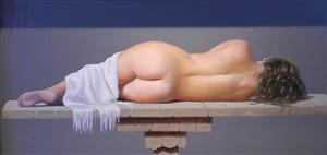 sleeping by jose borrell