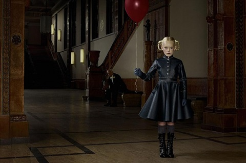 berlin, rathaus schoneberg, 9 july 2012 by erwin olaf