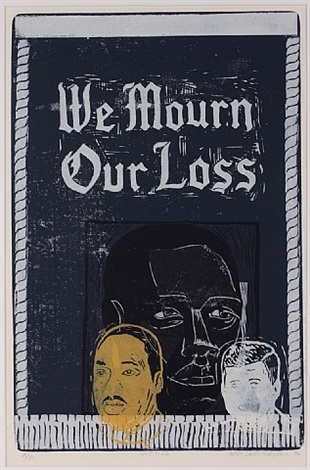 memory of our loss by kerry james marshall