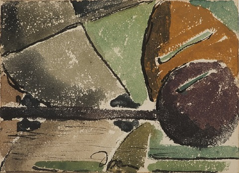 landscape ii by arthur dove