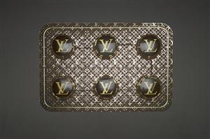 designer drugs set: lv by desire obtain cherish