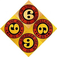 the 6666, the american dream by robert indiana
