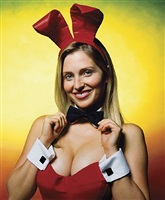 "america, ""playboy bunny deanna brooks"" by andres serrano"