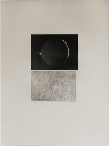 jupiter moon constellation by vija celmins