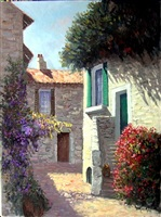 rue de mougins by vincent