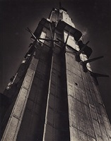 tower, golden gate bridge by horace bristol