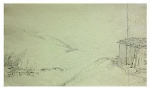 landschaftsskizzen by wilhelm alexander wolfgang von kobell