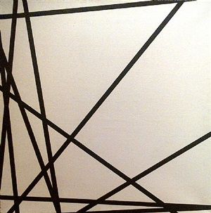 10 lignes au hasard by françois morellet