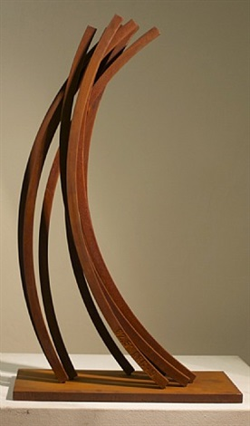 82.5 arc x 9 by bernar venet