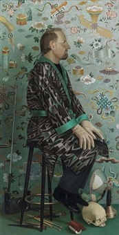 mann im kimono by almut heise