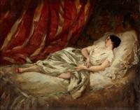 resting by henri lafon