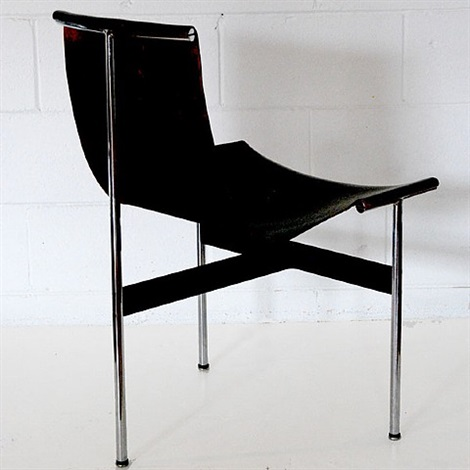t chair by douglas kelly, ross littell and william katavolos
