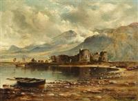 inverlochy castle by john blake mcdonald