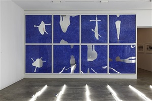 installation view by carlito carvalhosa